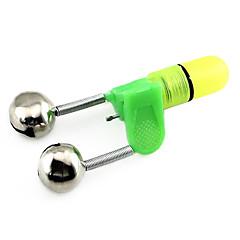 1/10/20 Stück Angel Glocke Andere Werkzeuge Grün g/Unze mm Zoll,Fester Kunststoff Fischen im Süßwasser Angeln Allgemein Karpfenangeln