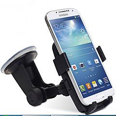 Telefontartó Autó Szélvédő Állítható állvány Műanyag for Mobiltelefon