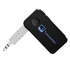 bluetooth lähetin musiikin ääni stereo 3,5 mm äänilähtö bluetooth kaiuttimet tai kuulokkeet