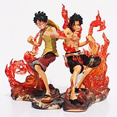 애니메이션 액션 피규어 에서 영감을 받다 One Piece 코스프레 PVC 11 CM 모델 완구 인형 장난감
