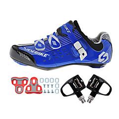 BOODUN/SIDEBIKE® Sneakers Wegwielrenschoenen Fietsschoenen met pedalen & schoenplaten Unisex Opvulling Straatfiets Wielrennen
