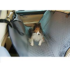 tampa de assento do banco do carro do cão à prova de água pet tampa de assento