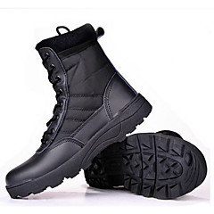 Αθλητικά Παπούτσια Παπούτσια Πεζοπορίας Ανδρικά Αντιολισθητικό Ανθεκτικό στη φθορά Πολύ Ελαφρύ (UL) Δέρμα PVC Λάστιχο Αθλήματα Αναψυχής