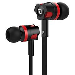 Langsdom jm26 marca original fone de ouvido profissional fone de ouvido baixo com microfone para dj pc telefone móvel xiaomi