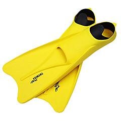 Sukellus Räpylät Vesikengät Työkaluja ei tarvita Sukellus ja snorklaus Uinti Silikoni-THENICE