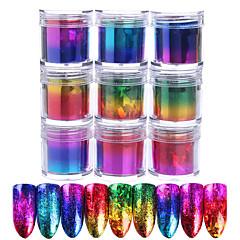 1box Nail Art Decoration tekojalokivi Pearls meikki Kosmeettiset Nail Art Design