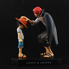 Anime Action-Figuren Inspiriert von One Piece Monkey D. Luffy PVC 18 CM Modell Spielzeug Puppe Spielzeug