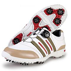 PGM Chaussures pour tous les jours Chaussures de Golf Homme Antidérapant Anti-Shake Coussin Etanche Respirable Antiusure Ajustable Pelouse