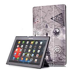 Print case cover für lenovo tab3 tab 3 10 business x70f x103f tb3-x70m mit Bildschirmfolie