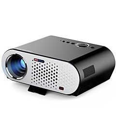 Gp90 1280x800 draagbare led projector 3200lumens lcd projector