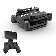 Drone X8TW 4CH 6 Eixos Com Câmera HD de 720P FPV Iluminação De LED Retorno Com 1 Botão Auto-Decolagem Seguro Contra Falhas Modo Espelho