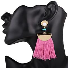 Žene Viseće naušnice Ogroman kostim nakit Legura Jewelry Za Vjenčanje Party Special Occasion Rođendan Party/večernja odjeća Ured /