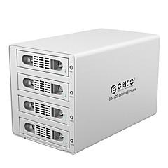orico-3549rus3 3.5インチ高速usb3.0 4ディスクハードディスクキャビネットRAID