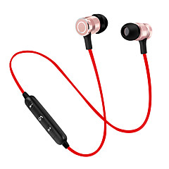 Magneetti bluetooth kuuloke langaton bluetooth headset urheilu käynnissä stereo basso basso kuulokkeet mikrofoni matkapuhelimeen
