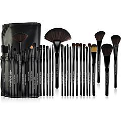 Make-up Pentru You® 32pcs Pony par Perii Set de Machiaj profesionale bacterii Powde/Blush perie Shadow/fruntea/genelor/dermatograf/perie de buze