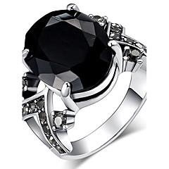 Damen Statementringe Ring Kristall Basis Einzigartiges Design Strass Modisch Vintage Böhmen-Art individualisiert Euramerican T¨¹rkisch