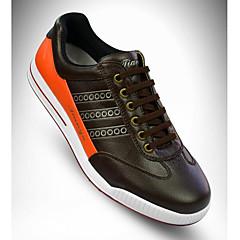 Chaussures de Golf Homme Golf Naturel Vestimentaire Confortable Des sports Sport extérieur Utilisation Exercice Sport de détenteStyle