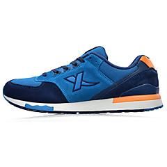 X-tep נעלי ספורט נעלי ריצה בגדי ריקוד גברים נושם תומך זיעה קל במיוחד (UL) נוח ספורט בבית הצגה אימון סגנון פורמלי סגנון קלאסי רשת נושמת