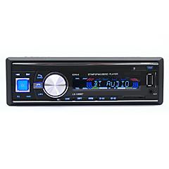 12v автомобильное аудио радио стерео 10 м расстояние передачи fm bluetooth v2.0 usb sd mp3-плеер aux mic hands-free с дистанционным