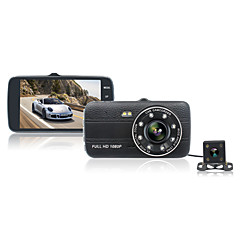 Generalplus (Tchaj-wan) Full HD 1920 x 1080 Car DVR 4 palce Obrazovka 1 Dash Cam