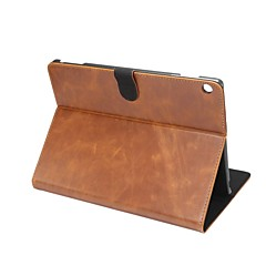 Solid Crazy Ma Pattern Genuine Leather Case with Stand for Huawei MediaPad M3 lite 10.0 M310 10.1 inch Tablet PC