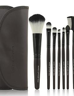 7 Brush Lavastus Synteettinen tukka Rajoittaa bakteereja Kasvot / Huuli / Silmä MAKE-UP FOR YOU