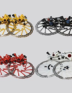 בלמים וחלקים אופניים כבל בלימה רוטורים בלם דיסק סטי רים בלם סטי בלם דיסק כבל בלימה רמת בלימהרכיבת פנאי רכיבה על אופניים/אופנייים אופני