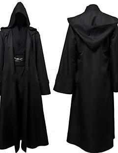 Inspirovaný Cosplay Cosplay Anime Cosplay kostýmy Cosplay šaty Jednobarevné Dlouhý rukáv Vrchní deska Kalhoty Korzet Pásek Přehoz Pro