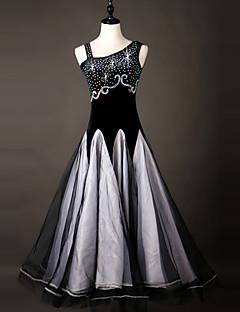 Budeme tancovat šaty taneční šaty ženy provedení organza šaty