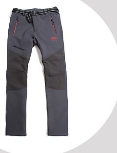 Pánské Softshell Pantolon Proti UV-záření Větruvzdorné Nositelný Prodyšné Kalhoty pro Běhání Neformální S M L