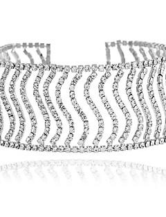 Klassiek en Tradtioneel Lolita Halsketting Glitter & Sprankel Lolita-accessoires Halsketting Voor Kunst Edelstenen
