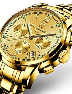 Herrn Sportuhr Militäruhr Kleideruhr Modeuhr Armbanduhr Armband-Uhr Armbanduhren für den Alltag Japanisch QuartzKalender Wasserdicht
