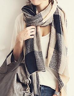 Damen Winter Ganzjährig Pullover Rechteck,Solide