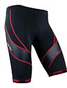 SANTIC Homme Velo Cuissard  / Short Shorts Rembourres Bas Sechage rapide Vestimentaire Respirable Bandes Reflechissantes La peau 3