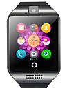 Kimlink® q18 smart klocka telefon bluetooth kamera sim sd kort smartwatch för android