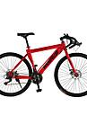 Velo tout terrain Cyclisme 21 Vitesse 26 pouces/700CC SHIMANO TX30 Frein a Double Disque Ordinaire Cadre en Acier Ordinaire Acier