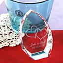 baratos Presentes de Casamento-Cristal Itens de Cristal Noiva Pais Casamento Aniversário Housewarming