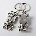 preiswerte Hochzeitsgeschenke-Klassisch Schlüsselanhänger Geschenke Zinklegierung Schlüsselanhänger - 4
