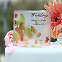 Χαμηλού Κόστους Διακοσμητικό Τούρτας-Διακοσμητικό Τούρτας Θέμα Κήπος Κλασσικό ζευγάρι Κρύσταλλο Γάμου Πάρτι πριν το Γάμο με Κουτί Δώρου