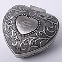 preiswerte Schmuck-Box-personalisierte Vintage Tutania Herz Design Schmuckschatulle eleganten Stil