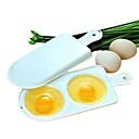 זול כלים לביצים-כלי מטבח פלסטי למיקרוגל עבור ביצה 1pc