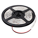 billige LED Lyskæder-zdm® vandtæt 5m 25w 300x3528 smd hvid lys led strip lampe (12v)