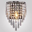 رخيصةأون أضواء الشموع LED-SL® الحديثة / المعاصرة إضاءات معلقة معدن إضاءة الحائط 110V / 110-120V / 220-240V 40W