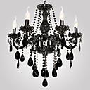 billige Skrivebordslamper-Lysestager Op Lys Galvaniseret Glas Krystal 110-120V / 220-240V Pære ikke Inkluderet