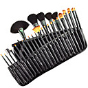 cheap Eye Kits & Palettes-32pcs Makeup Brushes Professional Makeup Brush Set Goat Hair / Pony / Synthetic Hair Middle Brush / Goat Hair Brush / Pony Brush