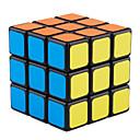hesapli 3D Yapbozlar-Rubik küp Shengshou 3*3*3 Pürüzsüz Hız Küp Sihirli Küpler bulmaca küp profesyonel Seviye Hız Hediye Klasik & Zamansız Genç Kız