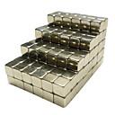 halpa Magneettilelut-216 pcs 4mm Magneettilelut Rakennuspalikat / Puzzle Cube / Neodyymimagneetti Magneetti Magneetti Lahja