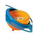 olcso Étkészlet-univerzális 360 rotációs gyerek képzés edény gyerekek baba ellenálló tál edények