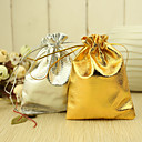 cheap Favor Holders-Round Square Creative Cotton Favor Holder with Printing Favor Boxes Favor Bags - 12