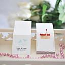 preiswerte Hochzeit Dekorationen-Hochzeit / Party Material Hartkartonpapier Hochzeits-Dekorationen Garten / Hochzeit Frühling Sommer Ganzjährig